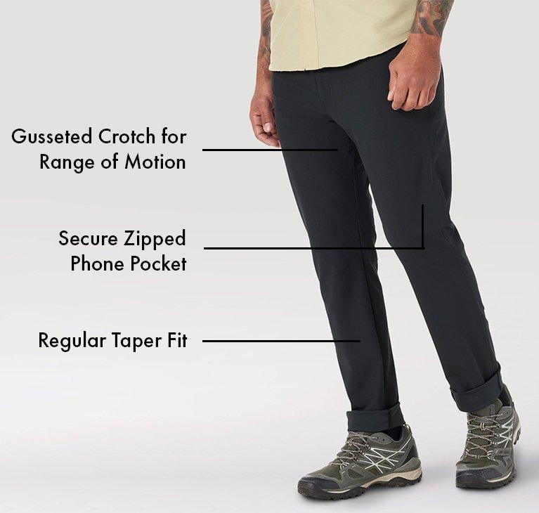 FWDS 5-Pocket Pant